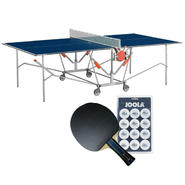 Kettler Ping Pong Table with Racket Ball Set Bundle at Kmart.com