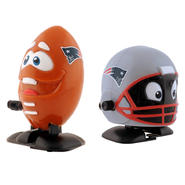 Bleacher Creatures New England Patriots Wind-Up Football and Team Helmet at Kmart.com