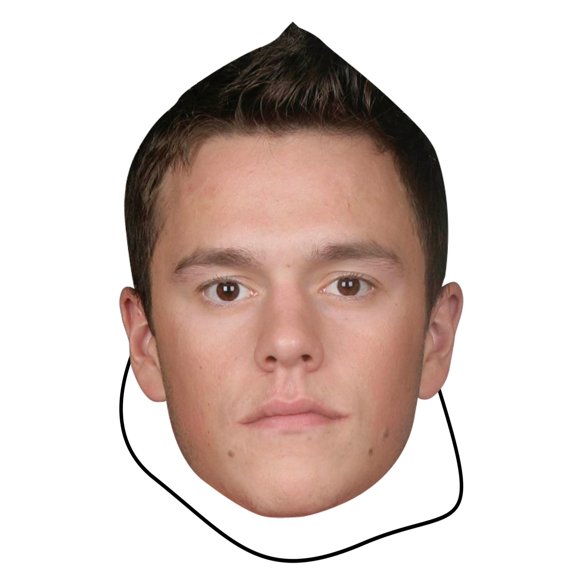 Jonathan Toews Chicago Blackhawks Bleacher Mask