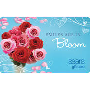 Smiles are in Bloom eGift Card at Sears.com
