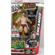 WWE Sheamus (Red Trunks - Money In The Bank 2012) - WWE Best Of Pay Per View Elite Exclusive Toy Wrestling Action Figure at Sears.com
