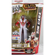 WWE Sin Cara (White & Red - Money In The Bank 2012) - WWE Best Of Pay Per View Elite Exclusive Toy Wrestling Action Figure at Sears.com