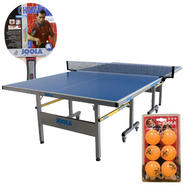 JOOLA Ping Pong Table with Racket & Ball Set Bundle at Sears.com