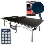 Prince Fusion Ping Pong Table with Racket & Ball Set Bundle at Sears.com