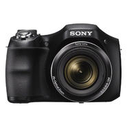 Sony High Zoom Digital Camera 20.1-Megapixel DSC-H200/B Black at Sears.com