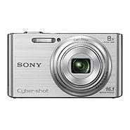 Sony Compact Zoom Digital Camera 16.1-Megapixel DSC-W730 Silver at Sears.com