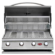 Cal Flame Gourmet Series 4-Burner Stainless Steel Built-In Gas Grill at Kmart.com