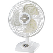12 In. Premium Table Fan - White at Kmart.com