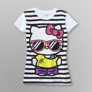 Hello Kitty Girl's Graphic T-Shirt - Sunglasses at Sears.com