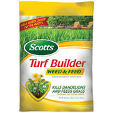 Scotts 15m Turf Builder Weed & Feed at mygofer.com