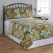 Quilt, Shams & Tote - Aruba at Sears.com