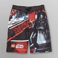 LEGO Star Wars Darth Vader Boy's Swim Trunks at Kmart.com