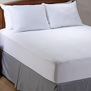 Allerease Queen Microfiber Mattress Pad at Kmart.com