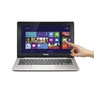 "Asus VivoBook X202EDH 11.6"" Touchscreen Notebook with Intel Core i3-3217U Processor & Windows 8 Home Premium at Sears.com"