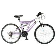 "Polaris Ranger Dual Suspension 24"" Girls Mountain Bike at Sears.com"