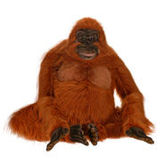 hansa 38-inch Life Size Orangutan Stuffed Animal at Sears.com