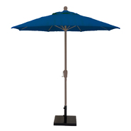 MiYu Furniture 9 Foot Crank Market Umbrella with Champagne Frame -Assorted Fabric Colors at Kmart.com
