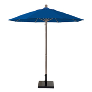 MiYu Furniture 7.5 Foot Popup Umbrella with Champagne Frame - Assorted Fabric Colors at Kmart.com