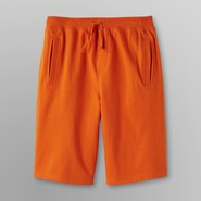Basic Editions Boy's Athletic Shorts - French Terry at Kmart.com