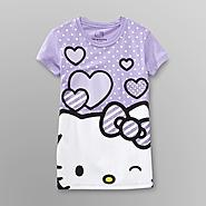 Hello Kitty Girl's Graphic T-Shirt - Hearts at Sears.com