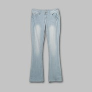 Almost Famous Junior's Distressed Skinny Bootcut Jeans at Sears.com