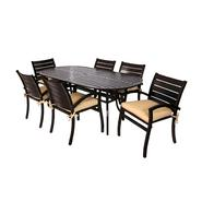 MiYu Furniture Freemont Collection 7 Pc Dinning Set at Kmart.com