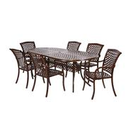 MiYu Furniture Wellington Collection 7 Pc Dining Set at Sears.com