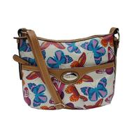 Rosetti Women's Triple Play Shoulder Bag - Butterfly Print at Sears.com