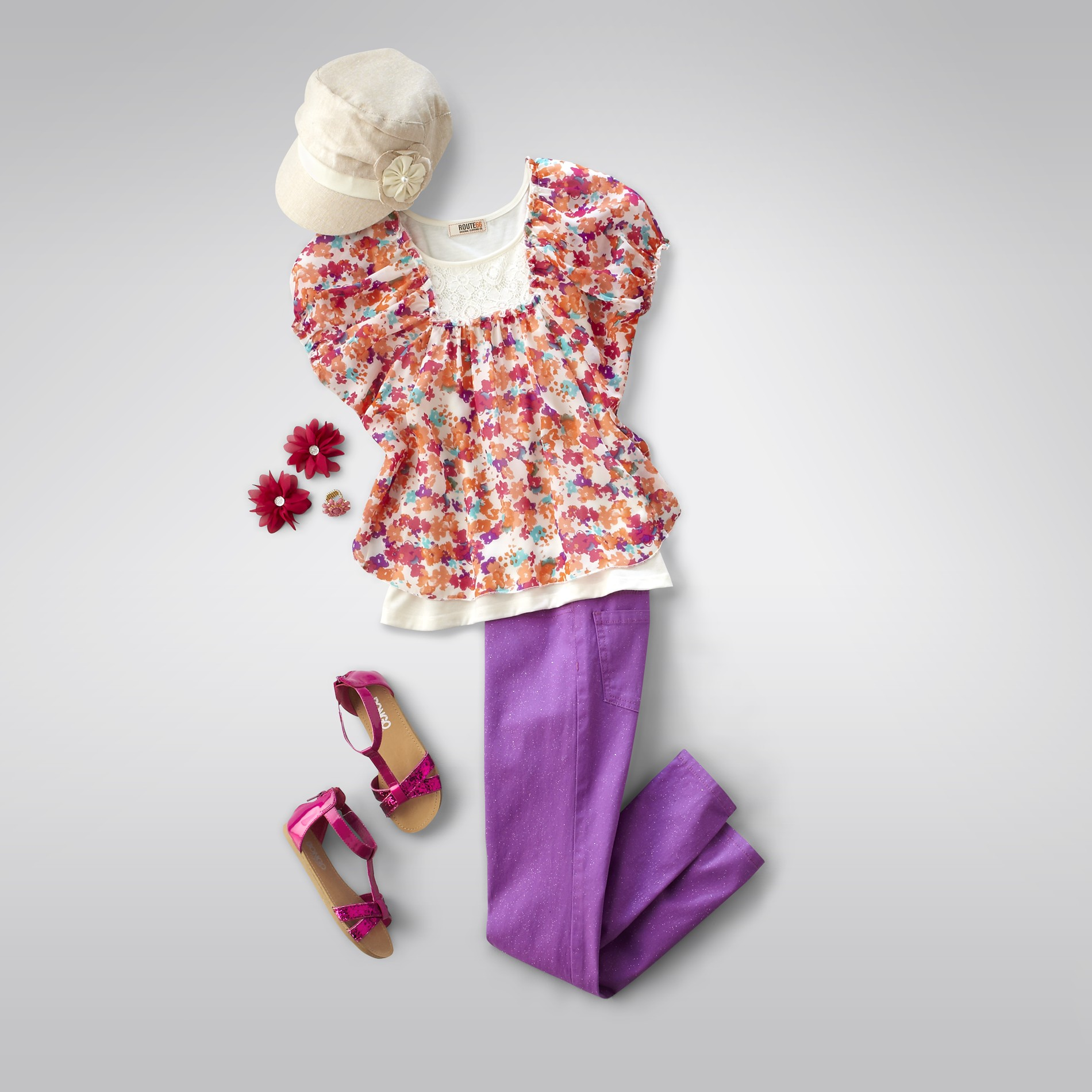Blooming Beauty Outfit at Kmart.com