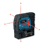 Bosch GPL5 Five-Point Self-Leveling Alignment Laser at Sears.com