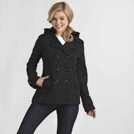 MM Essentials Women's Hooded Fleece Jacket at Sears.com