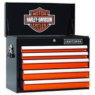 Craftsman Harley-Davidson® 5-Drawer Top Chest at Craftsman.com