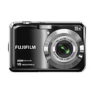 Fujifilm FinePix AX650 16 MP Digital Camera - Black at Kmart.com