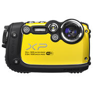 Fujifilm FinePix XP200 16.4 MP Digital Camera - Yellow at Sears.com