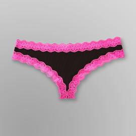 Joe Boxer Women's Lace Thong Panties at Kmart.com