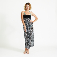 Bongo Junior's Chiffon Beach Cover-Up - Zebra Print at Kmart.com