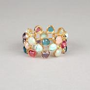 Trifari Women's Stretch Bracelet - Jeweled at Sears.com