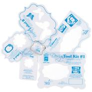 "Hot Off The Press HOTP Templates 12""X12"" Design Tool Kit #1 at Kmart.com"