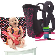 Evenflo Snugli Baby Carrier & Travel Accessories Bund...