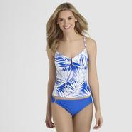 Jaclyn Smith Women's Tankini Collection - Palm Leaf at Kmart.com