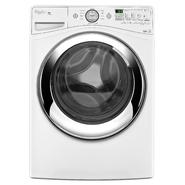 Whirlpool 4.1 cu. ft. Front-load Washer w/ Deep Clean Steam - White at Sears.com