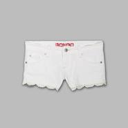 Bongo Junior's Lace Trim Jean Shorts at Sears.com