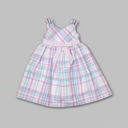 Ashley Ann Toddler Girl's Taffeta Party Dress - Plaid at Sears.com