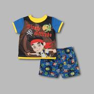 Disney Baby Jake & The Never Land Pirates Infant & Toddler Boy's Pajamas at Kmart.com
