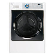 Kenmore Elite 4.3 cu. ft. Steam Front-Load Washer w/ Reversible Door - White at Kenmore.com