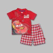 Disney Baby Cars Toddler Boy's Polo Shirt & Shorts at Kmart.com