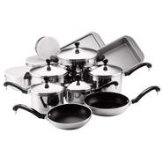Farberware Classic, 17-Piece Set, Stainless Steel at Sears.com