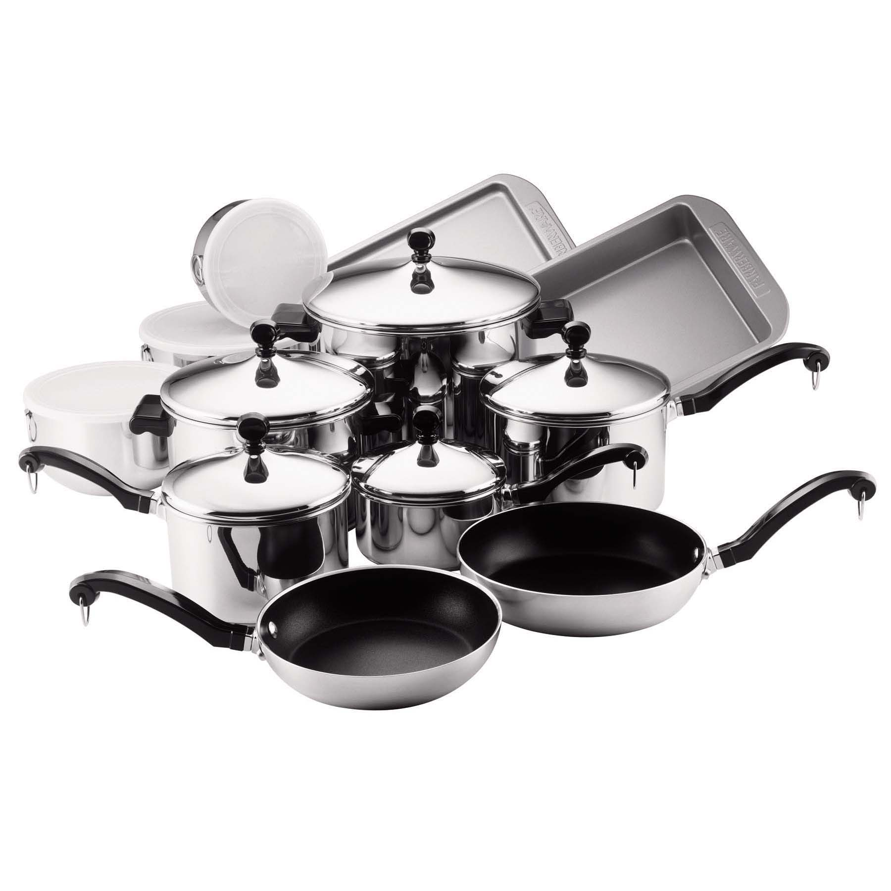 Farberware  Classic, 17-Piece Set,