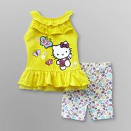 Hello Kitty Infant & Toddler Girl's Tank Top & Bike Shorts at Sears.com