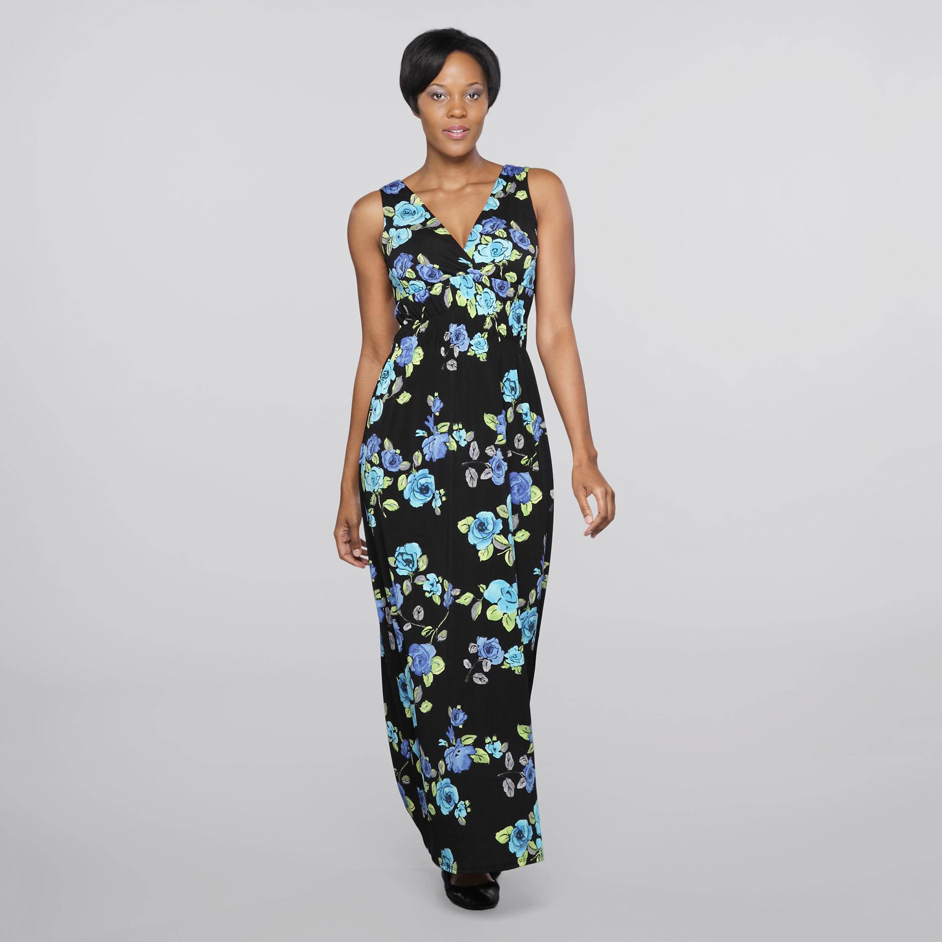 Epilogue Women's Surplice Maxi Dress at Sears.com